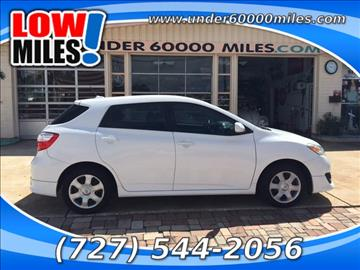 2010 Toyota Matrix for sale in St Petersburg, FL