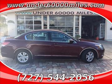 2009 Honda Accord for sale in St Petersburg, FL