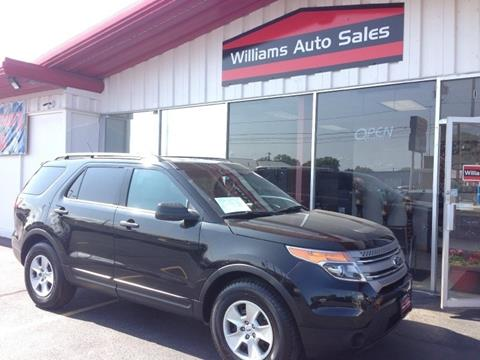 2014 Ford Explorer for sale in Green Bay, WI