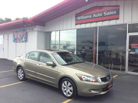 2008 Honda Accord for sale in Green Bay, WI