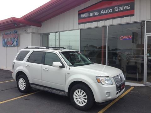 2009 Mercury Mariner for sale in Green Bay, WI