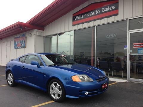 2004 Hyundai Tiburon for sale in Green Bay, WI
