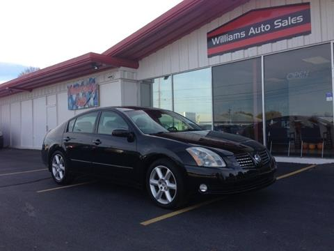 2006 Nissan Maxima for sale in Green Bay, WI