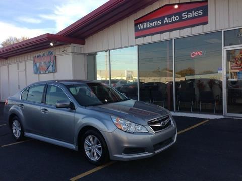 2010 Subaru Legacy for sale in Green Bay, WI