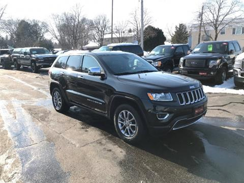 2015 Jeep Grand Cherokee for sale in Green Bay, WI