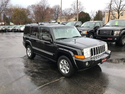 2008 Jeep Commander for sale in Green Bay, WI