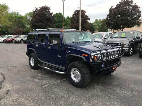 2007 HUMMER H2 for sale in Green Bay, WI