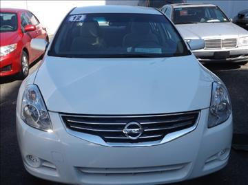 2012 Nissan Altima for sale in Jamaica, NY