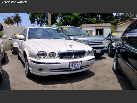 2002 Jaguar X-Type for sale in Van Nuys, CA