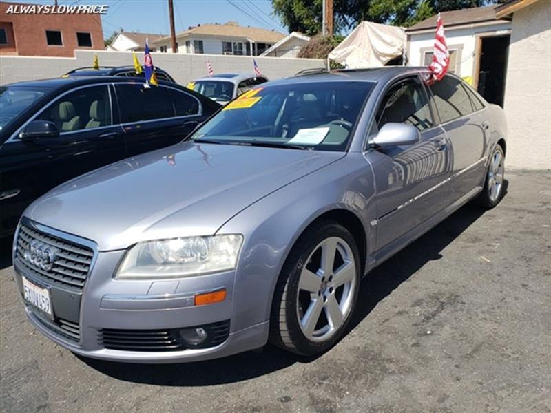 Audi A L Quattro In Van Nuys CA European Sales Export Inc - 2006 audi a8