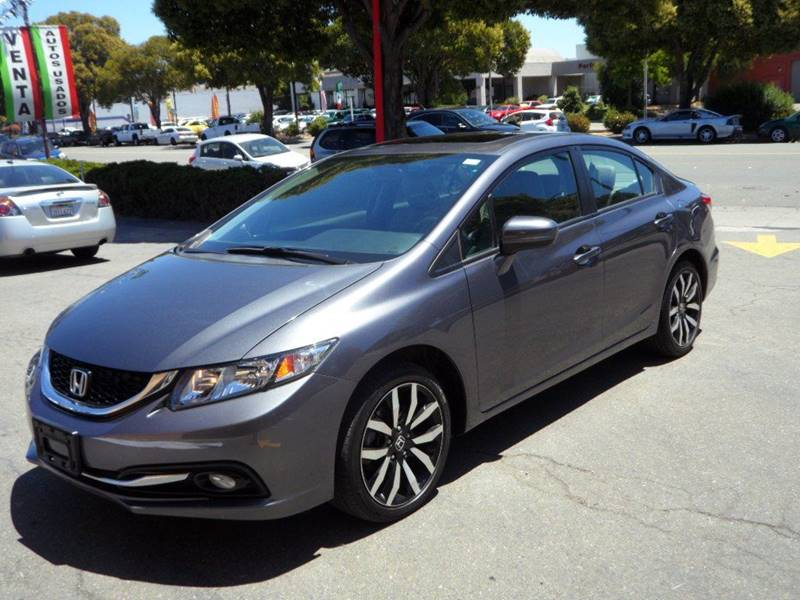 2014 honda civic ex l in fremont ca alwan auto group for Honda fremont auto mall