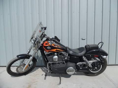 2012 Harley-Davidson Wide Glide FXDWG for sale in Saint Paul, NE