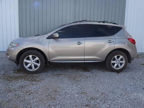 2010 Nissan Murano for sale in Saint Paul, NE