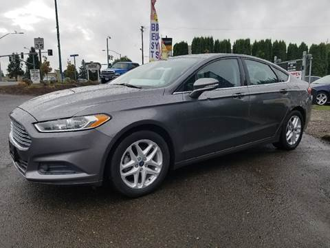 2014 Ford Fusion for sale in Keizer, OR