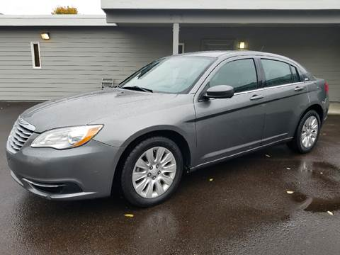 2012 Chrysler 200 for sale in Keizer, OR