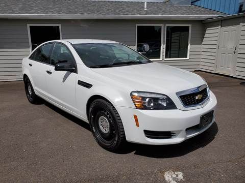 2014 Chevrolet Caprice for sale in Keizer, OR