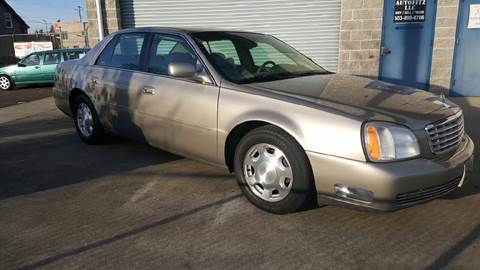 2001 Cadillac DeVille for sale in Keizer, OR