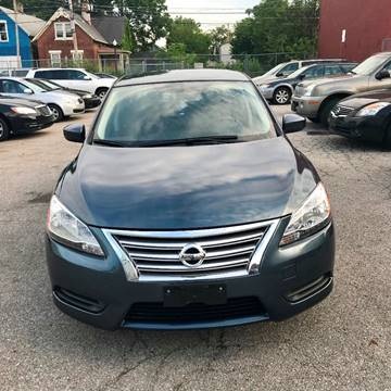 2014 Nissan Sentra for sale in Columbus, OH