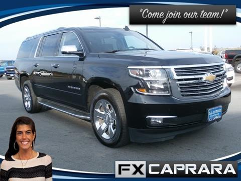 2017 Chevrolet Suburban for sale in Watertown, NY