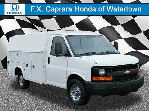 2017 Chevrolet Express Cutaway for sale in Watertown, NY