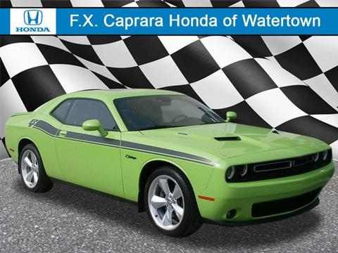 2015 Dodge Challenger for sale in Watertown, NY