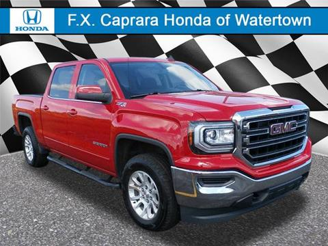 2018 GMC Sierra 1500 for sale in Watertown, NY