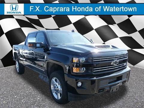 2019 Chevrolet Silverado 2500HD for sale in Watertown, NY