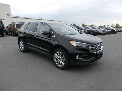 2019 Ford Edge for sale in Watertown, NY