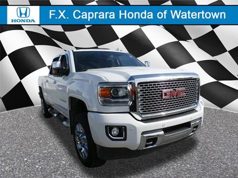 2017 GMC Sierra 2500HD for sale in Watertown, NY