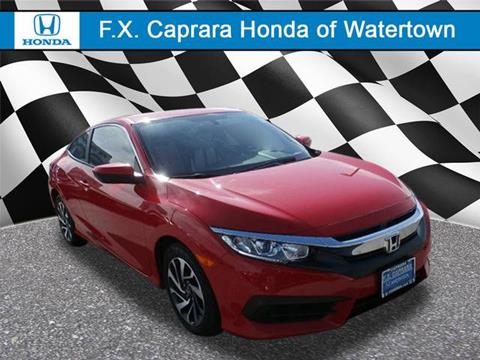 2016 Honda Civic for sale in Watertown, NY