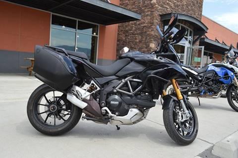 2010 Ducati Multistrada S