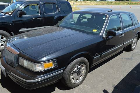 1996 Lincoln Town Car for sale in Spokane Valley, WA