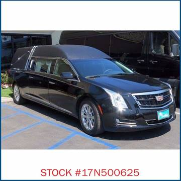 2017 Cadillac XTS for sale in Carson, CA