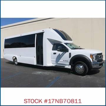 2017 Ford F-550 Super Duty for sale in Carson, CA