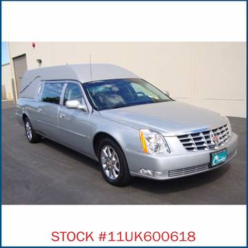 2011 Cadillac DTS for sale in Carson, CA