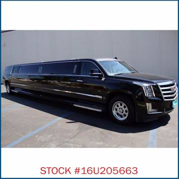 2016 Cadillac Escalade for sale in Carson, CA