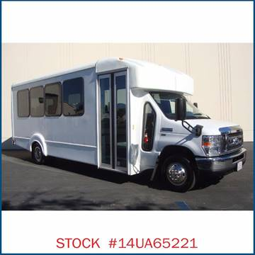 2014 Ford E-450 for sale in Carson, CA