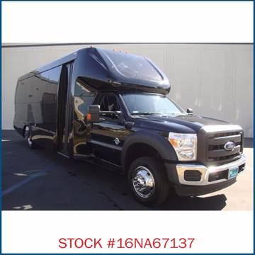 2016 Ford F-550 for sale in Carson, CA