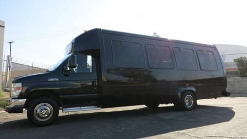 2008 Ford Ameritrans E-450 Passenger Bus for sale in Carson, CA