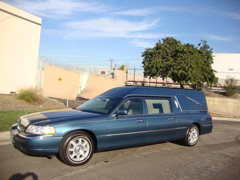Used Hearse For Sale In California Carsforsale Com