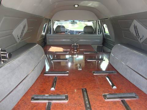 2005 Cadillac Superior Coach XTS Hearse for sale in Carson, CA