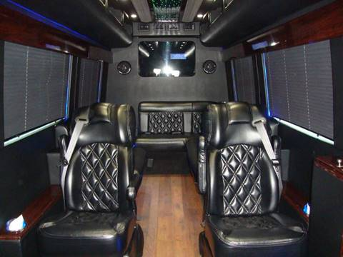 2015 Mercedes-Benz Sprinter Passenger for sale in Carson, CA