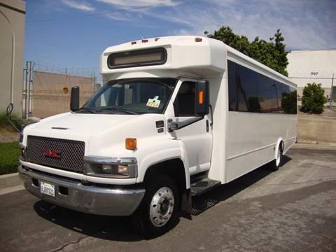 2007 GMC C5500 for sale in Carson, CA
