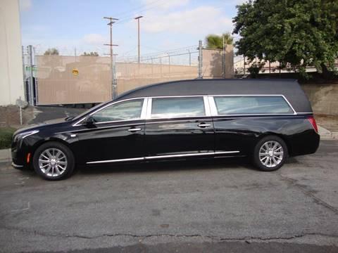 2019 Cadillac Federal Coach