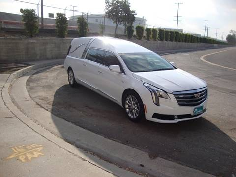 2019 Cadillac Armbruster Stageway