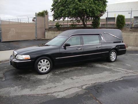 2003 Lincoln Federal Coach for sale at COACHWEST LUXURY & PROFESSIONAL MOTORCARS INC. in Carson CA