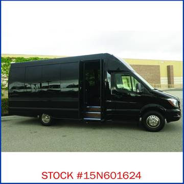2015 Mercedes-Benz Sprinter for sale in Carson, CA