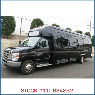 2011 Ford E-450 for sale in Carson, CA