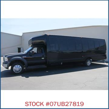 2007 Ford F-550 for sale in Carson, CA
