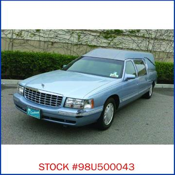 1998 Cadillac Federal Renaissance for sale in Carson, CA